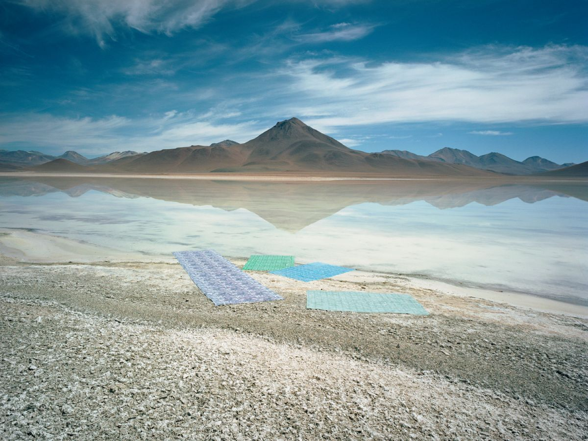 "Scarlett Hooft Graafland, ""Carpets""<span class='onmouseover'> (from 280€)</span>"